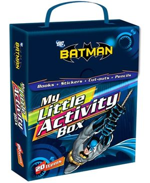 Sterling Batman My Little Activity Box