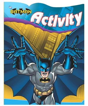Sterling Batman Activity - English