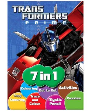 Sterling Transformers Prime 7 In 1 - English