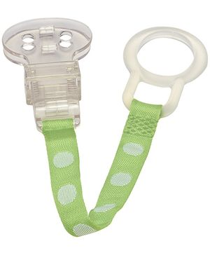 Dr. Browns Pacifier Clip - Green