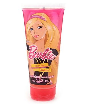 Barbie Face Wash Glamtastic - 100 gm