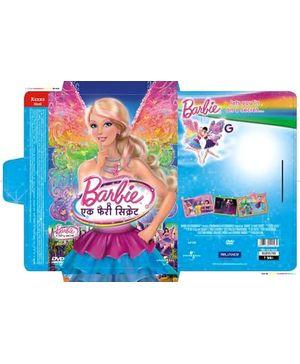 Reliance Big Home Videos Barbie Ek Pari Secret DVD - Hindi