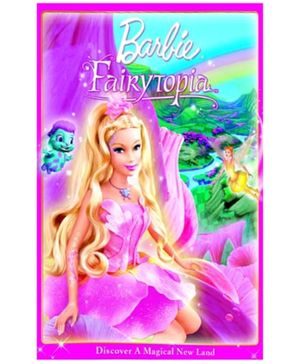 Reliance Big Home Videos Barbie Fairytopia VCD - English