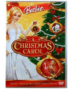 Reliance Big Home Videos Barbie In A Christmas Carol DVD - English