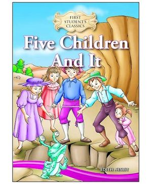 Singapore Asian Publications First Students Classics Five Children and It