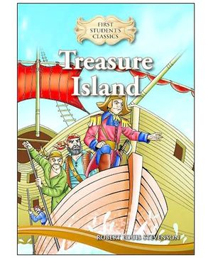 Singapore Asian Publications First Students Classics Treasure Island