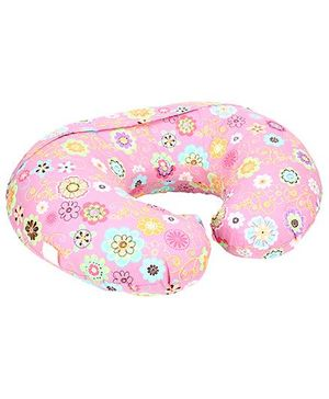 Chicco Boppy Feeding And Nursing Pillow Cover - Wild Flowers