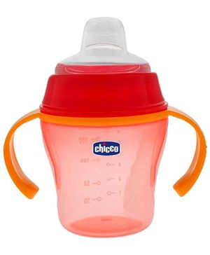 Chicco Soft Cup Red - 200 ML