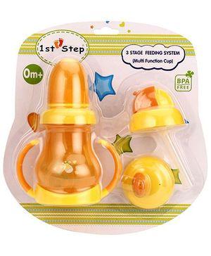 1st Step 3 Stage Feeding System Yellow - 60 ml