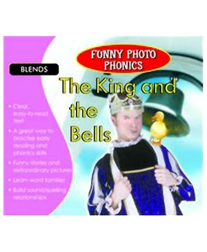 Shree Book Centre Funny Photo Phonics The King & The Bells - English
