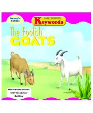 Shree Book Centre Aesops Fables The Foolish Goats - English