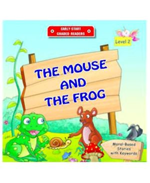 Shree Book Centre The Mouse And The Frog Level 2 - English