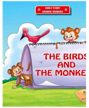 Shree Book Centre The Birds And The Monkeys Level 3 - English