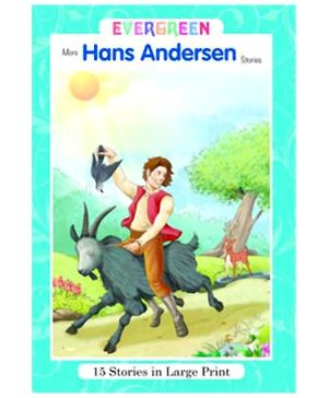 Shree Book Centre Evergreen More Hans Anderson Stories - English