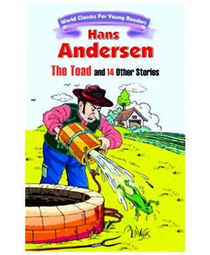 Shree Book Centre The Toad And 14 Other Stories - English