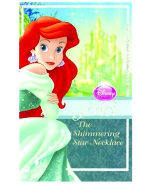 Shree Book Centre Disney Princess Ariel The Shimmering Star Necklace - English