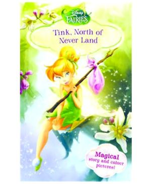 Shree Book Centre Disney Fairies Tink North Of Never Land - English