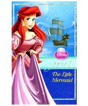 Shree Book Centre Disney Princess Ariel The Little Mermaid - English