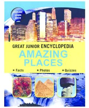 Shree Book Centre Great Junior Encyclopedia Amazing Places - English