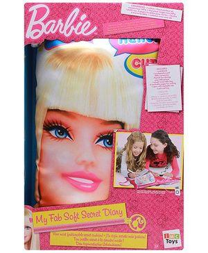 Barbie My Fab Soft Secret Diary
