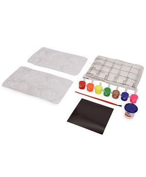 Toy Kraft Mould And Paint Under Water Kit - 5 Years Plus