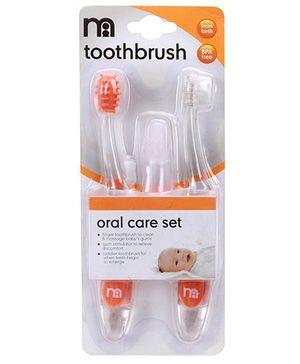 Mothercare Oral Care Det - Orange