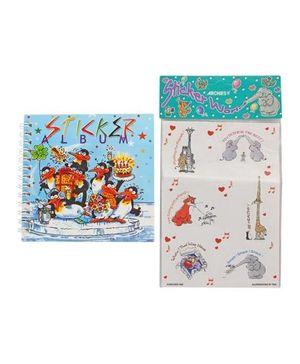 Archies - Sticker Album