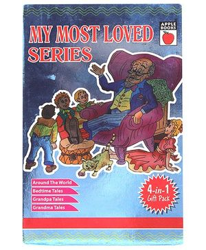 Apple Books My Most Loved Series 4 In 1 Gift Pack