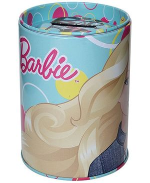 Barbie Coin Bank - Blue