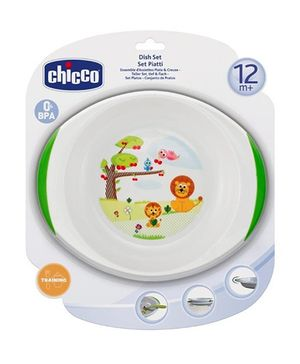 Chicco Dish Set 12 Months Plus