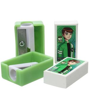 Ben 10 Ultimate Alien Stationary Set Of 4
