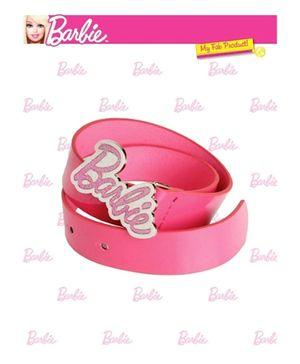 Barbie PU Leather Buckle Belt