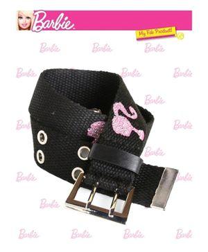 Barbie Belt Black 88 cm