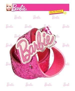 Barbie Textured Belt