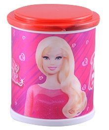 Barbie 3D Mug With Lid