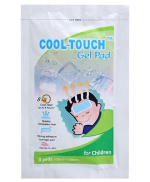 Cool Touch Cooling Gel Pad for Children