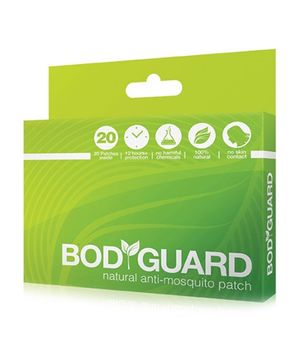BodyGuard Natural Anti Mosquito Patch - 20 Patches