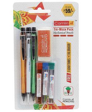 Camlin Try Mech Pack Mechanical Pencils