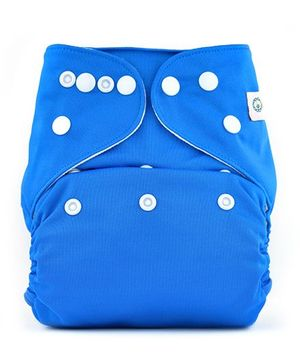 Bumberry Pocket Cloth Diaper With One Microfiber Insert - Oceanic Blue
