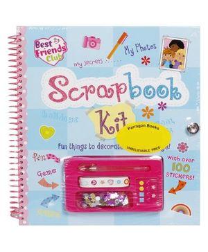 Best Friends Club - Scrapbook Kit