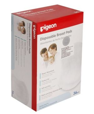 Pigeon - Disposable Breast Pads