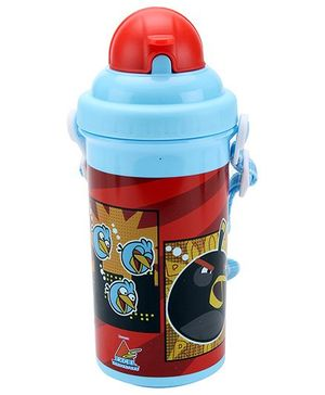 Angry Bird Classic Red Water Bottle 500 ml