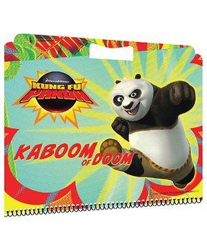 Kung Fu Panda Drawing Book 30 Pages