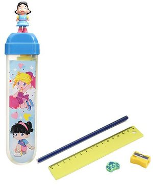 Buddyz Figurine Fun Pencil Box Set
