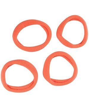 Stol'n Orange Rubber Band - Set Of Four