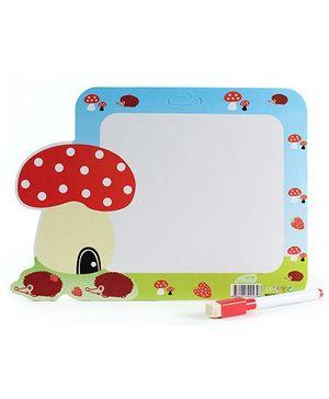 Mushroom Print Baby Drawing Board