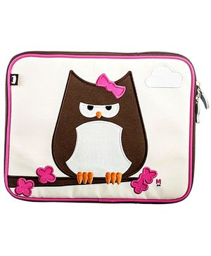Beatrix iPad Case Papar Owl