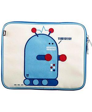 Beatrix iPad Case Pixel Robot