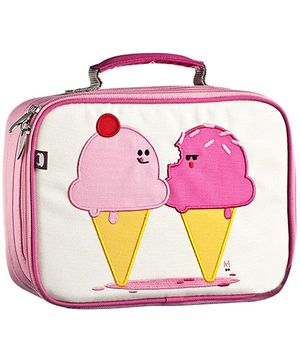 Beatrix Lunch Box Bag Dolce And Panna Ice Cream Cones