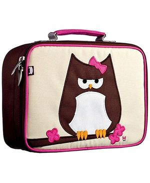 Beatrix Lunch Box Bag Papar Owl